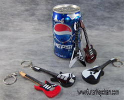 Exclusive Guitar Keychains